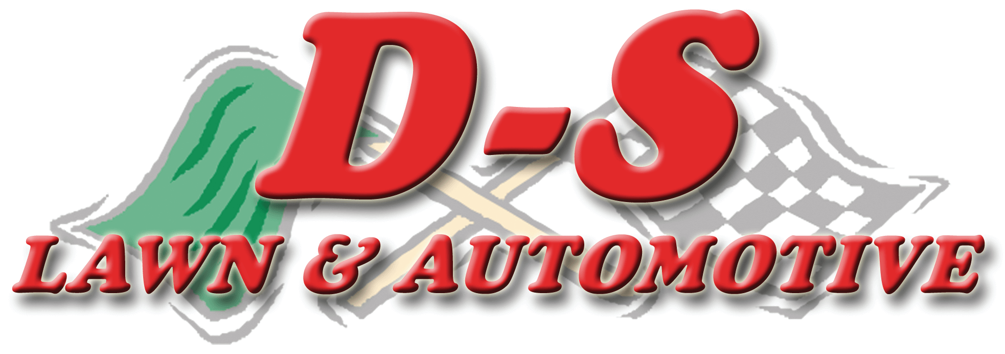 D-S Lawn & Automotive Logo
